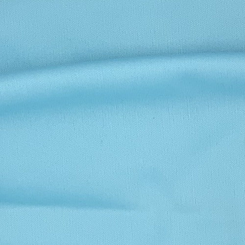 Aqua 70 Denier Interlock Knit Fabric - SKU 4787