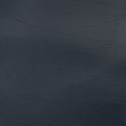 Black Animal Grain Heavy Vinyl Fabric - SKU 5389