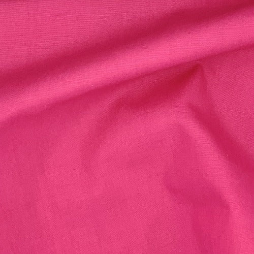 Fuchsia #U23 Cotton/Polyester Shirting Woven Fabric - SKU 5979