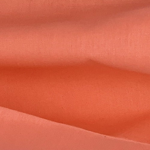 Coral 100% Cotton Shirting Woven Fabric - SKU 4038