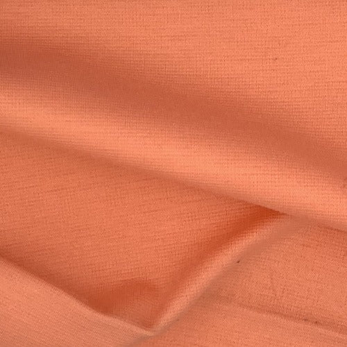 Coral Ponte Double Knit Fabric - SKU 1945A