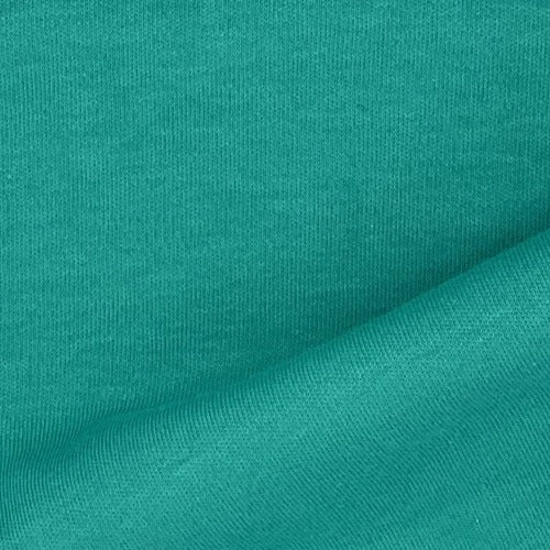 Jade #S/KK Polyester/Cotton 12 Ounce Interlock Knit Fabric - SKU 5828B