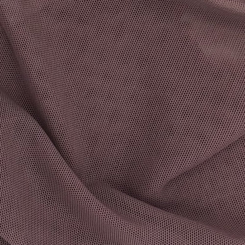 Mauve #S207 Stretch Micro Mesh Knit Fabric- SKU 5441B