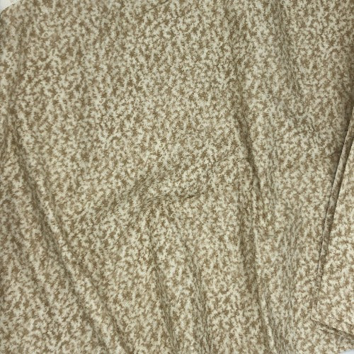 "Khaki #U63/164 Boundless by Crafty Moire Blender Print 100% Cotton Woven Fabric 45""- SKU 5840C 4 Yard Package"