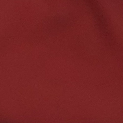 "Red #S176 ""made In America"" 10 Ounce Interlock Knit Fabric - SKU 5287A"