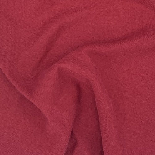 Berry Jersey Sheer Polyester Knit Fabric - SKU 4303