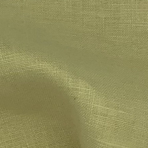 Light Yellow #U125 Linen 6 Ounce Woven Fabric - SKU 6094