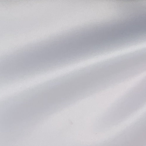 White Bridal Satin Woven Fabric - SKU 4312A