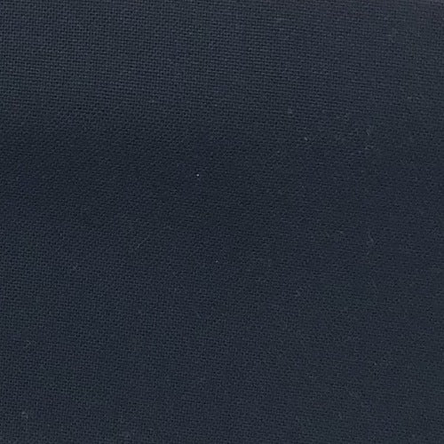 Navy #U56 Plain Weave Polyester/Wool Suiting Woven Fabric - SKU 5944