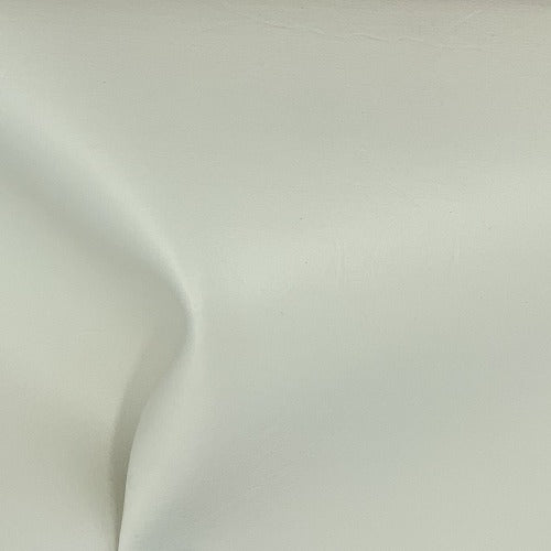 White #UB162 Vinyl Woven Fabric - SKU MYL 1216 White
