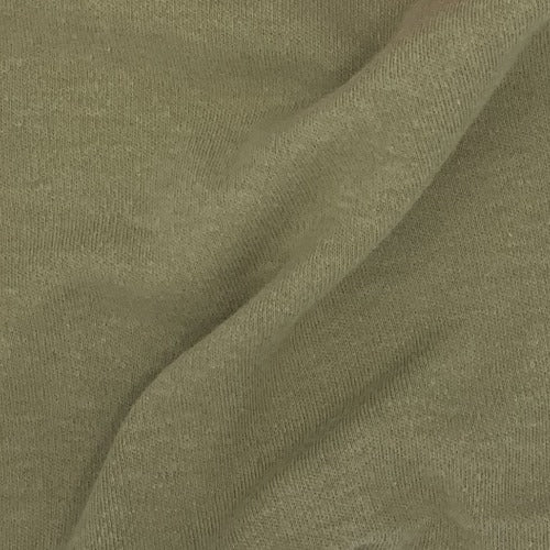 Camel #S117 Fire Retardant Interlock Knit Fabric - SKU 5287A