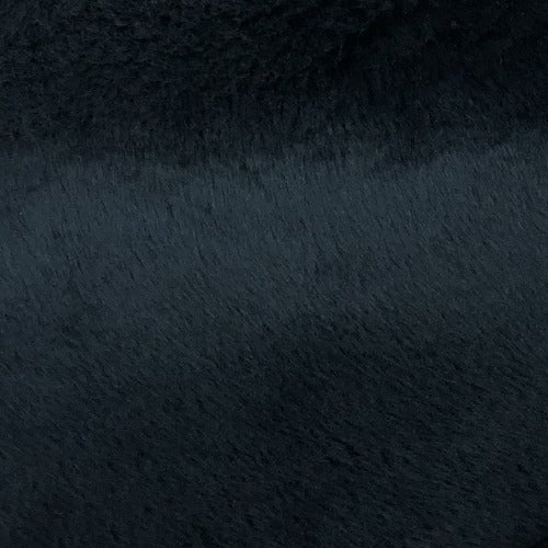 Navy #S Evening Faux Fur Knit Fabric - SKU 5981
