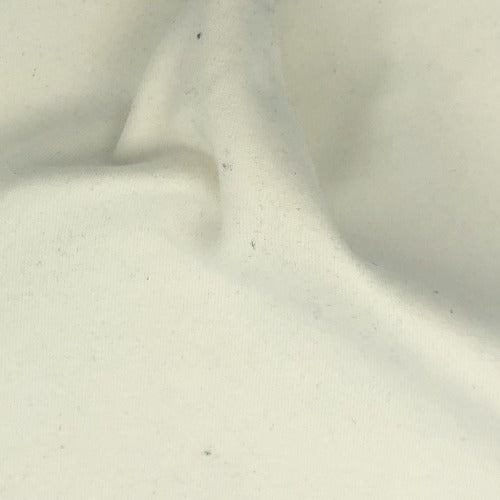 Ivory #S168  Cotton/Lycra 12 Ounce Jersey Knit Fabric - SKU 5918A