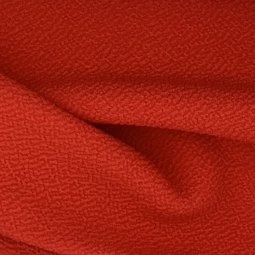Red Liverpool Double Knit Fabric - SKU 5361A