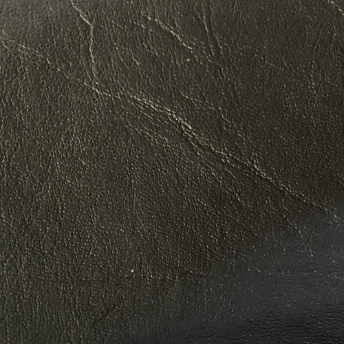 Black #U162 Reinforced Vinyl Woven Fabric - SKU 1216