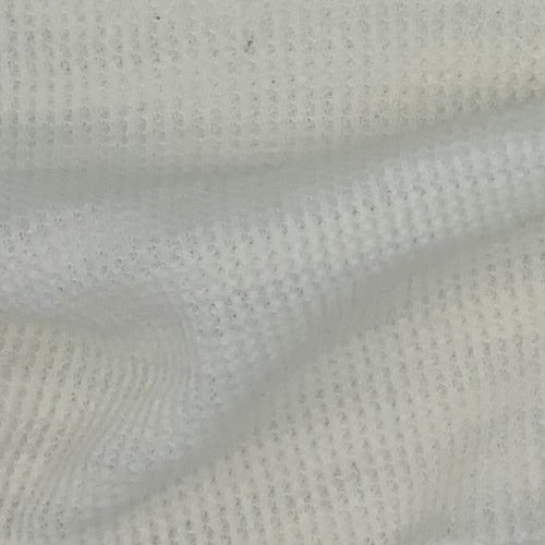 White #1 PFD Thermal Knit Fabric - SKU 1839