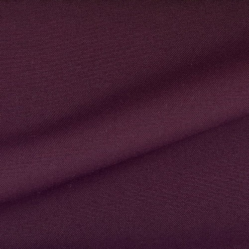 "Wine  100% Polyester Poplin 60""  Wide Woven Fabric (60 Yards Roll) - SKU BT/120"