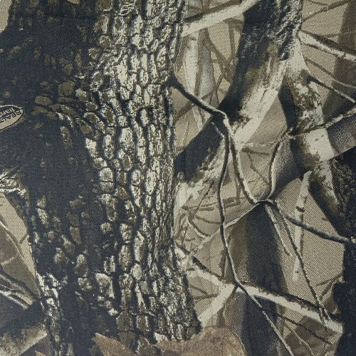Brown/Green #65 Realtree Woodland Camouflage Print Woven Fabric -SKU 4798Brown/Green #65 Realtree Woodland Camouflage Print Woven Fabric -SKU 4798
