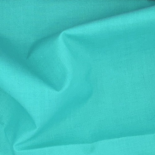 Mint #U80 Cotton/Polyester Broadcloth Shirting Woven Fabric - SKU 5801B