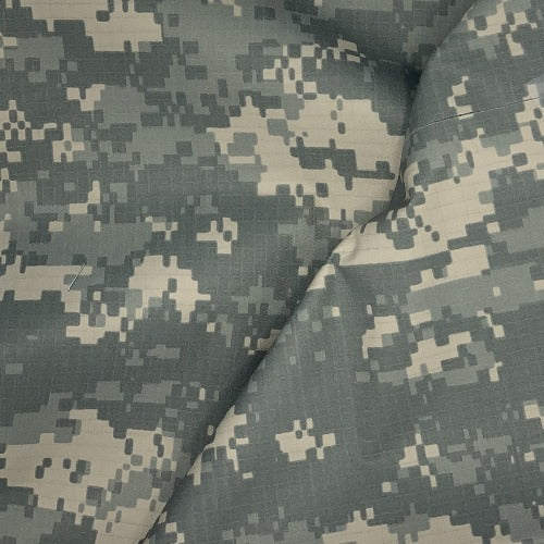 US Marine Digital Camouflage Rip Stop Woven Fabric - SKU 2772