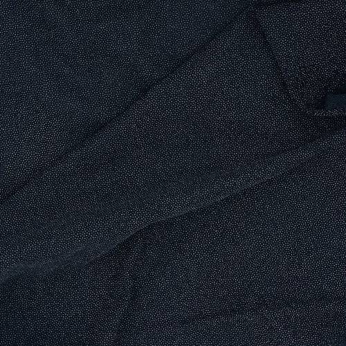 Black #S32 Sheer Fusible Jersey Knit Fabric - SKU2659