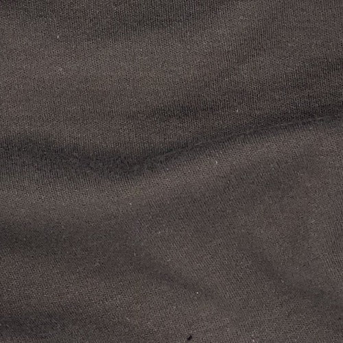 Brown #S/K Interlock Knit Fabric - SKU 4337