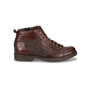 Brown Men's Modern Boots - Pat&Sons
