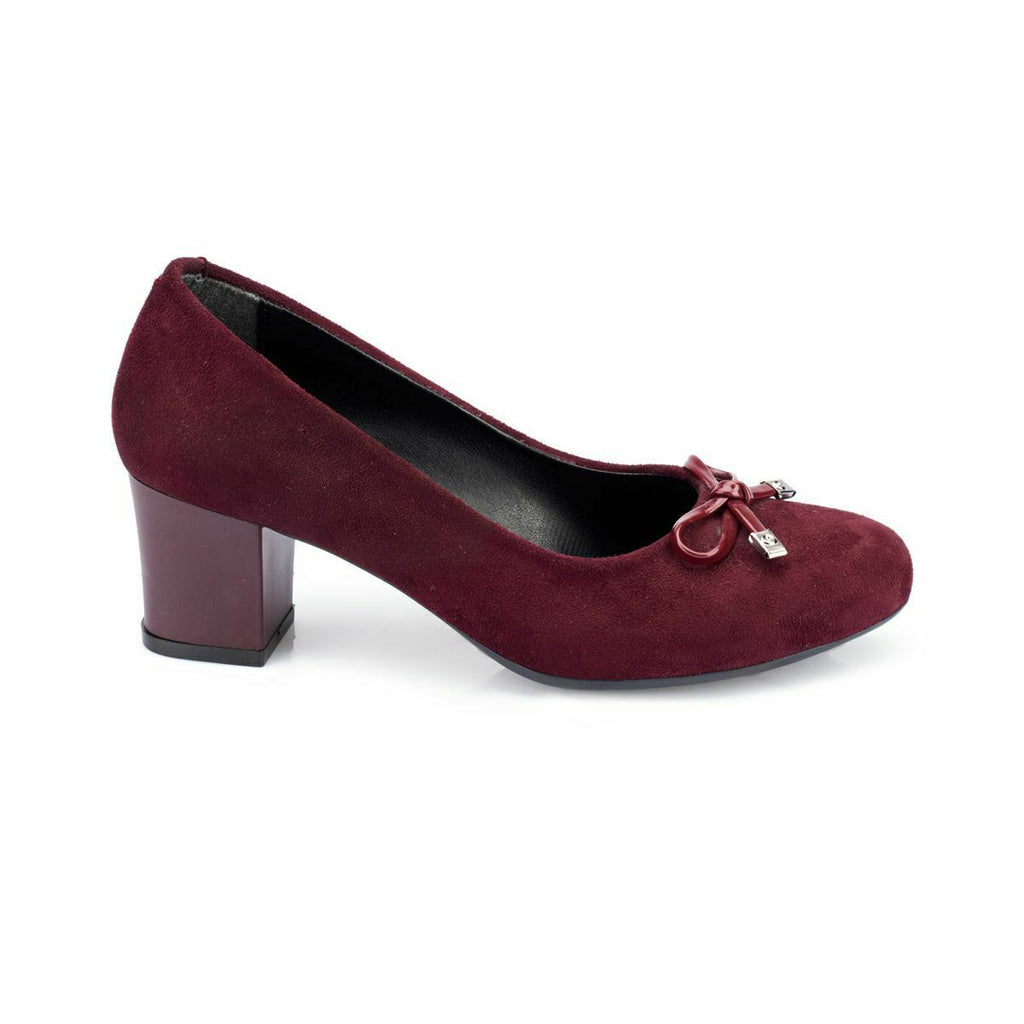 Claret Red Women's Gova Shoes - Pat&Sons