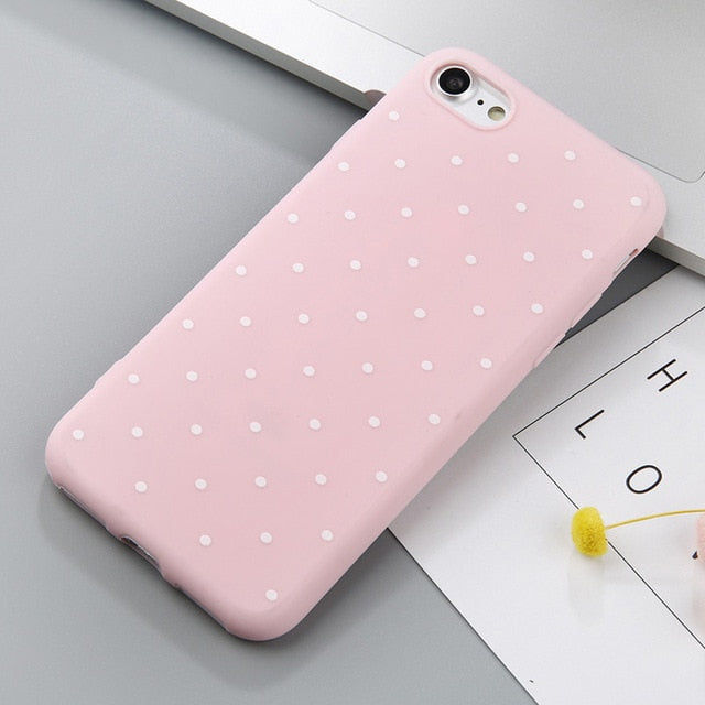 Polka Dots Backcover