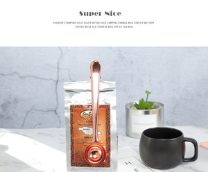 Measuring Spoon Rose Gold - Pat&Sons