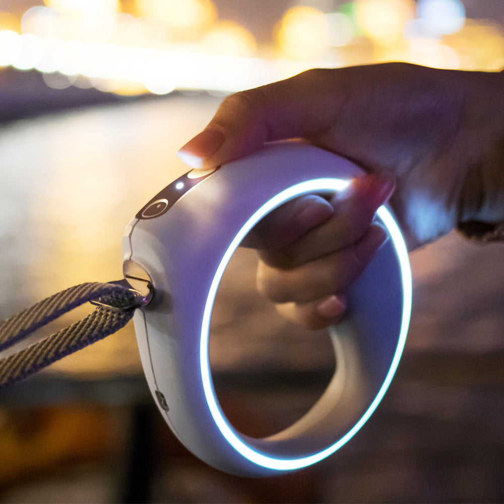 LED Retractable Collar - Pat&Sons