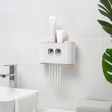 Load image into Gallery viewer, Toothpaste Dispenser Bathroom Organizer - Pat&Sons
