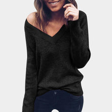 Load image into Gallery viewer, V Neck Sweater - Pat&Sons