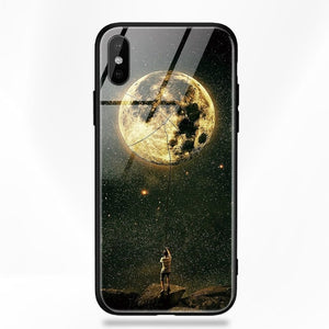 Glass Phone Case For iPhone - Pat&Sons