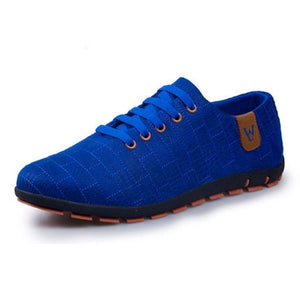 Breathable Lace up Shoes - Pat&Sons