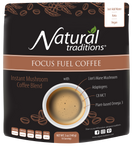 organic traditions focus fuel coffee