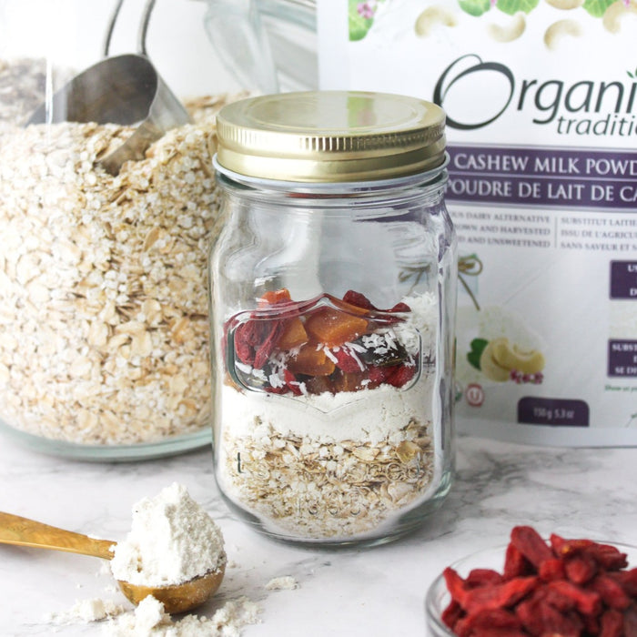 On-The-Go Oats