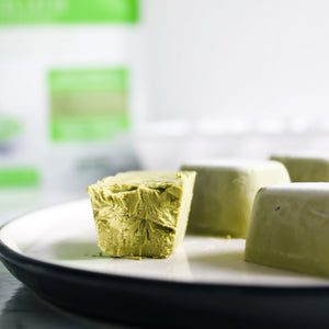 Probiotic Matcha Fudge