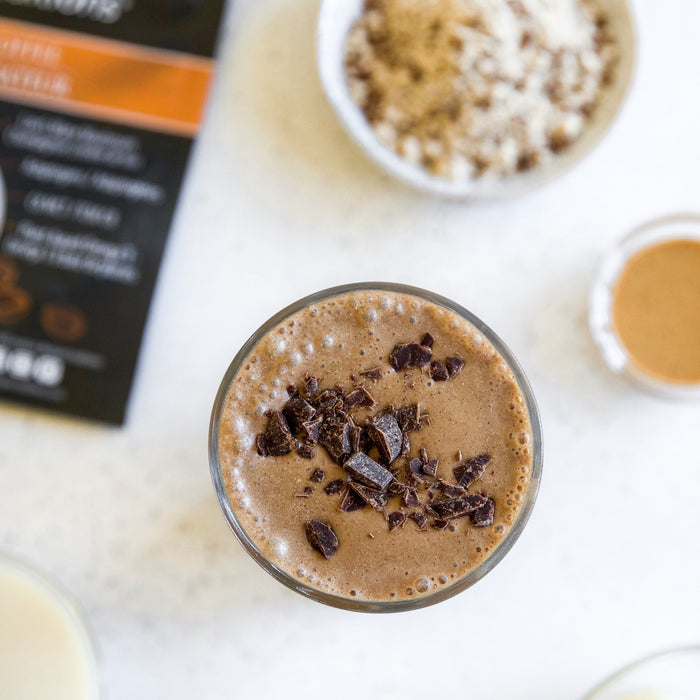 Focus Fuel Coffee Smoothie