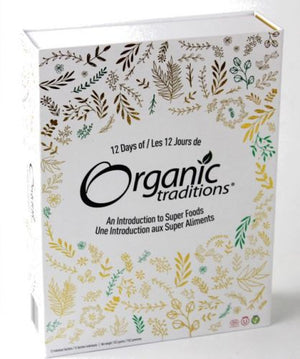 12 Days Of Organic Traditions - Limited Edition Holiday Box!
