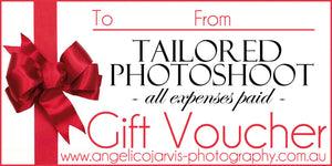 Complete Event Package *5 Hours* - Gift Voucher *150-300 Images Included*