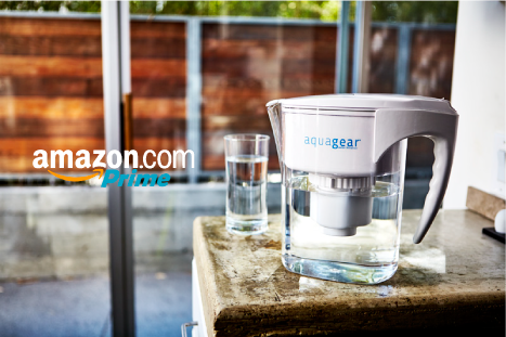 Aquagear® now available on Amazon Prime!