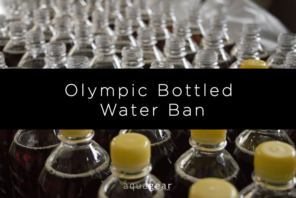 Olympic Bottled Water Ban
