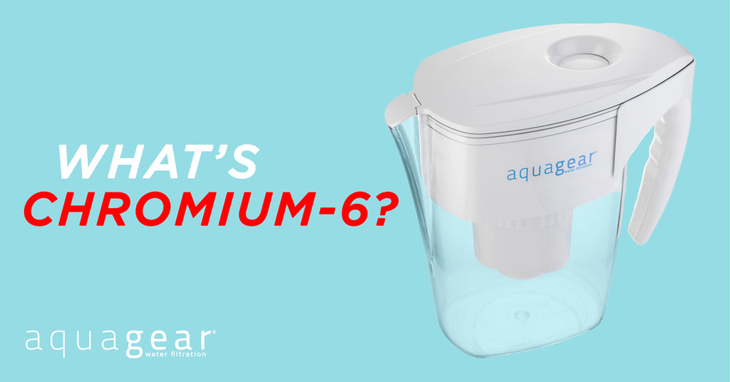 What is Chromium-6? And What's it doing in your tap water?