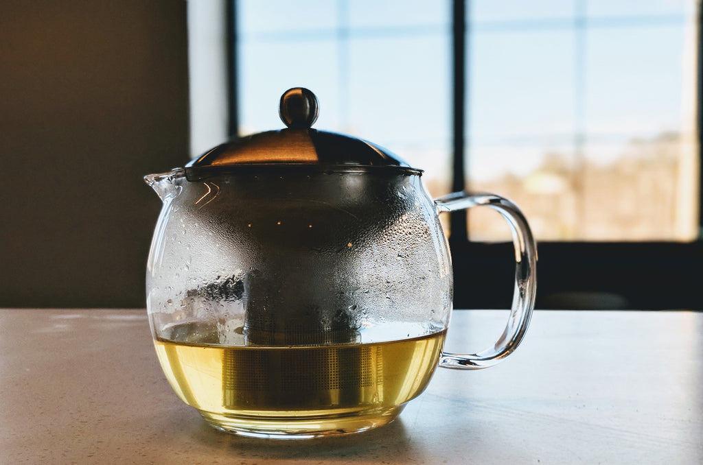 hack your tea with better water