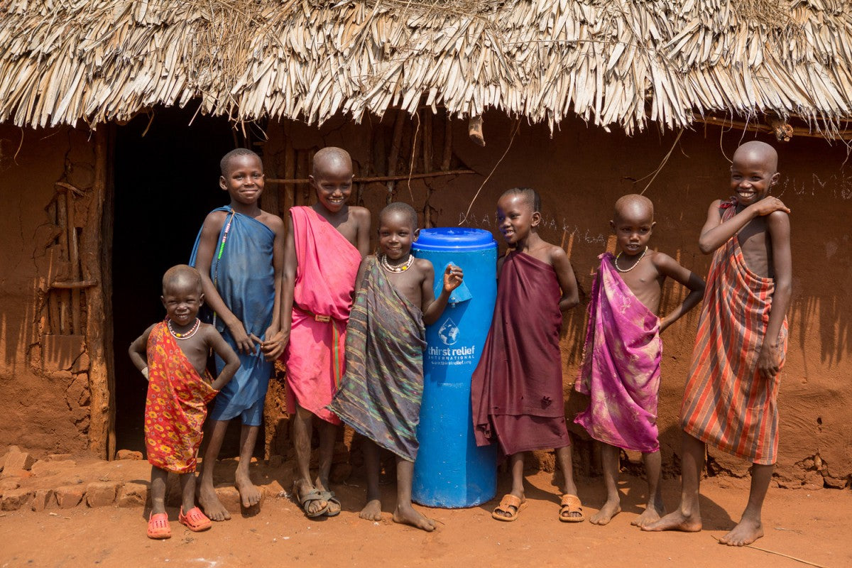 Thirst Relief International Water Project - Tanzania