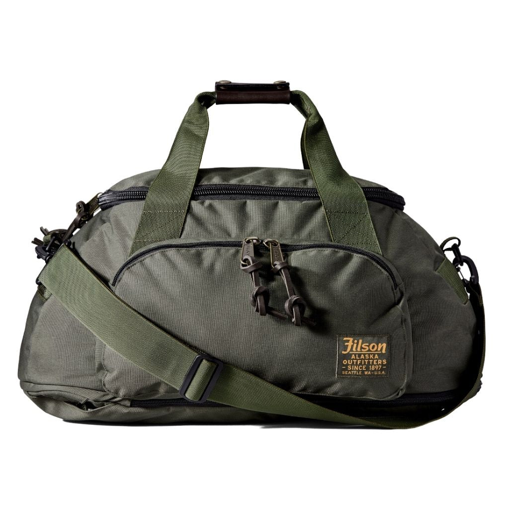 filson duffle backpack oyster bamboo fly rods gift