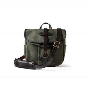 Filson Field Bag Oyster Bamboo Fly Rods gift green