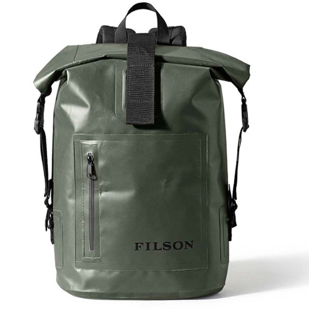 Filson Dry Pack Oyster Bamboo Fly Rod Gift