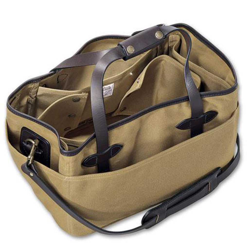 Filson Utility Bag Oyster Bamboo Fly Rod Gift